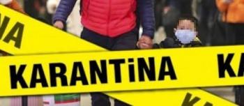 Adıyaman'da Karantina'ya Alınan Konut Sayısı Artıyor