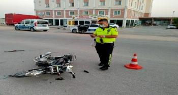 Adıyaman'da Motosiklet Kazası: 1 Ölü