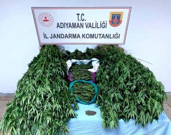 Adıyaman'da  uyuşturucu operasyonu: 3 gözaltı