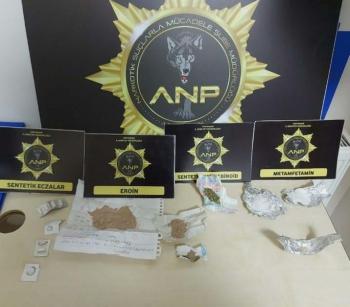Adıyaman'da uyuşturucu operasyonu: 5 gözaltı