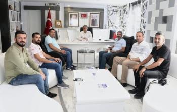 Adıyaman İGC'den Başkan Kılınç'a Ziyaret