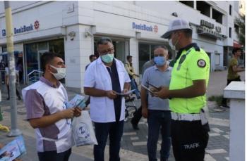 Altunbaş Vatandaşları Aşı Olmaya Davet Etti