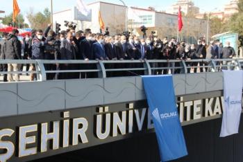 Bakan Karaismailoğlu: Köprülü Kavşağın Açılışını Yaptı