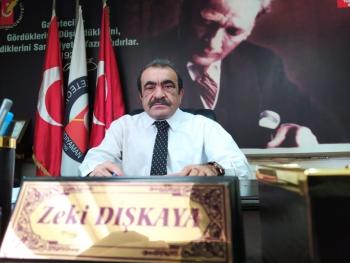 Başkan Dişkaya'dan Mehmet Akif Ersoy'u Anma Mesajı