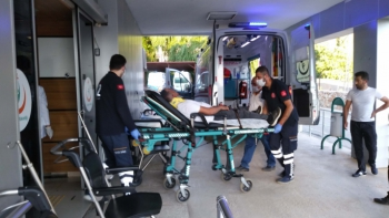 Çelikhan'da trafik kazası: 3 yaralı