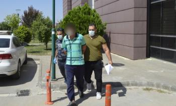 DEAŞ Üyesi Yakalanıp Adıyaman'a Getirildi