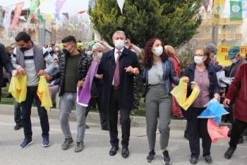 HDP'li Toğrul Adıyaman'da Nevruz Kutlamalarına Katıldı