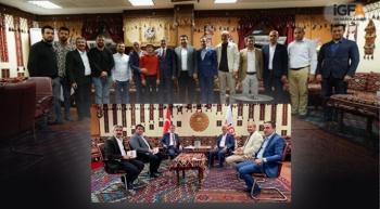 İGC Vali Çuhadar ile Adıyaman'ı Konuştu