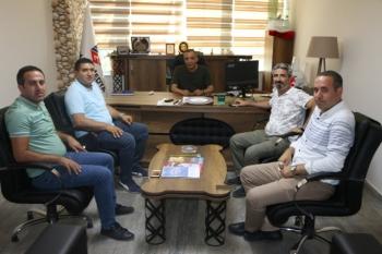 İGC Yönetiminden Yaman Medya Gruba Ziyaret
