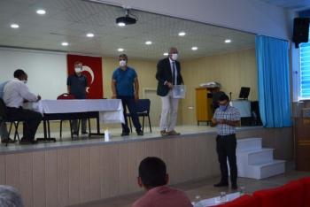 Okullarda görevlendirilecek güvenlik ve temizlik personeli belirlendi