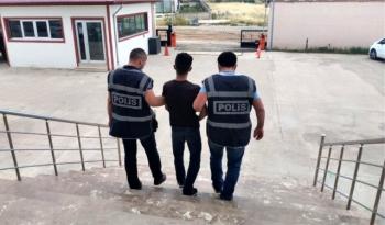 Sadaka kutusunu çalan şahıs tutuklandı