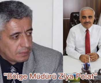 Yusuf Dündar Bölge Müdürü Ziya Polat'ı Kaleme Aldı