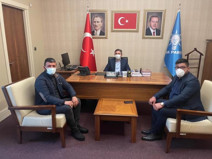 Toprak'dan Ankara Çıkarması