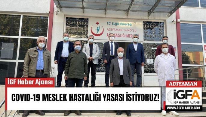 TTB 2'inci Başkanı Adıyaman'da