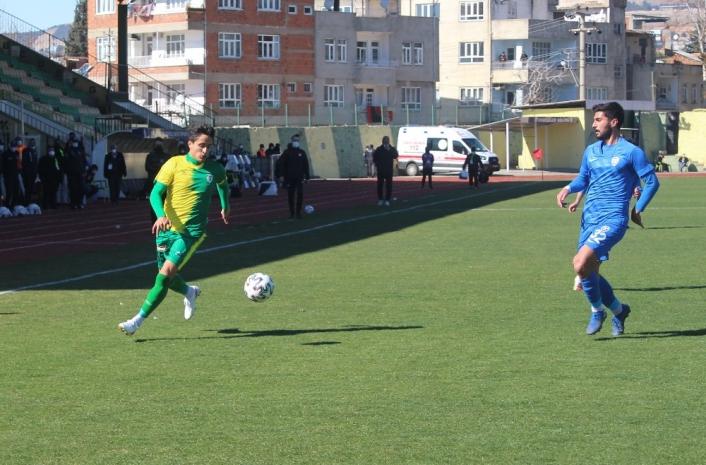Adıyaman 1954 Spor-Sultanbeyli Belediye Spor ile karşılaştı