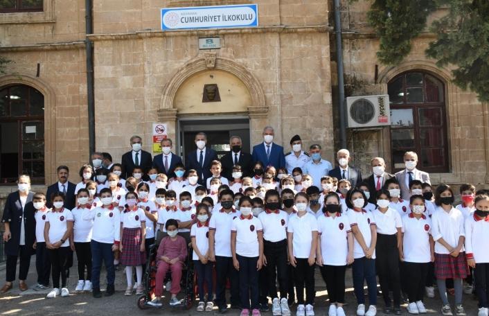 Adıyaman´da 154 bin öğrenci ders başı yaptı