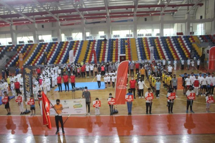 Adıyaman´da, Avrupa Spor Haftası etkinlikleri start aldı