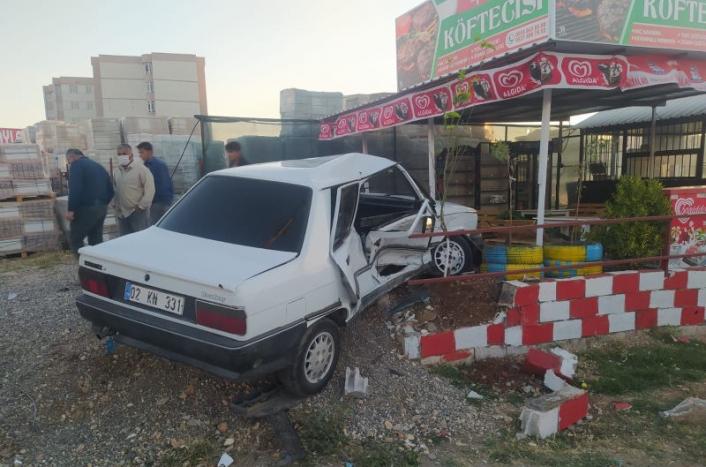 Adıyaman´da feci kaza: 9 yaralı