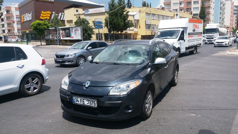 Adıyaman'da Otomobil İle Motosiklet Çarpıştı: 1 Yaralı