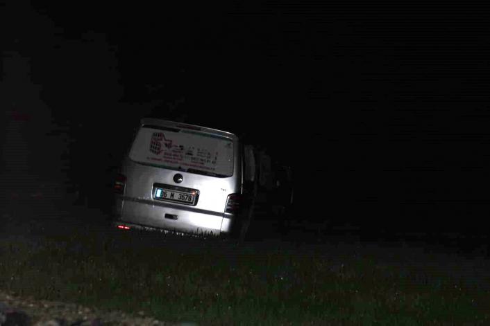 Adıyaman´da trafik kazası: 1 Ölü 4 yaralı
