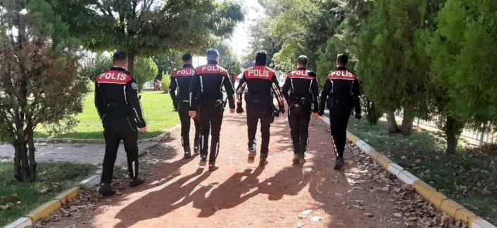 Adıyaman kişilere karşı işlenen suç azalışında Türkiye birincisi