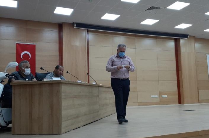 Adıyaman Valiliği SYD Vakfı mütevelli heyetine üyeler seçildi