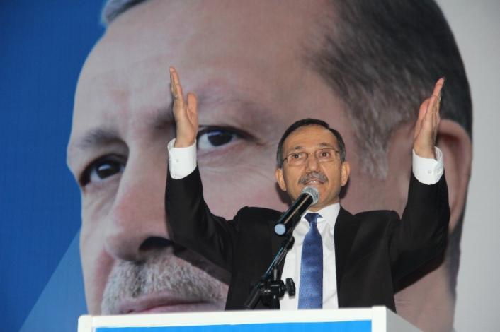 AK Parti Dağtekin ile yola devam dedi