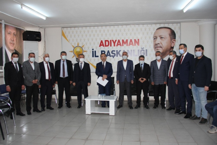 AK Parti Adıyaman il kongre tarihi belli oldu