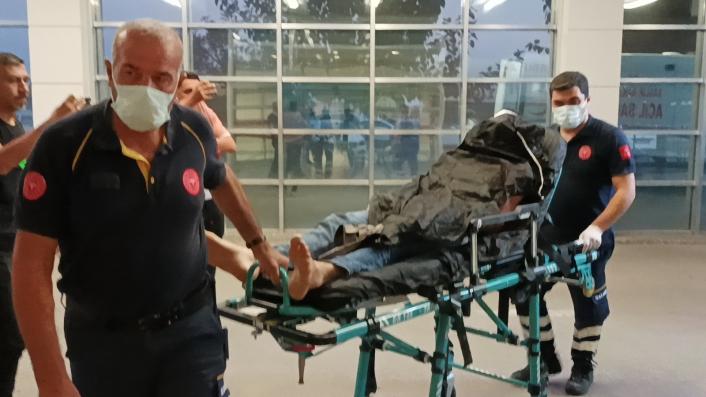 Adıyaman'da silahlı çatışma: 2 ağır yaralı