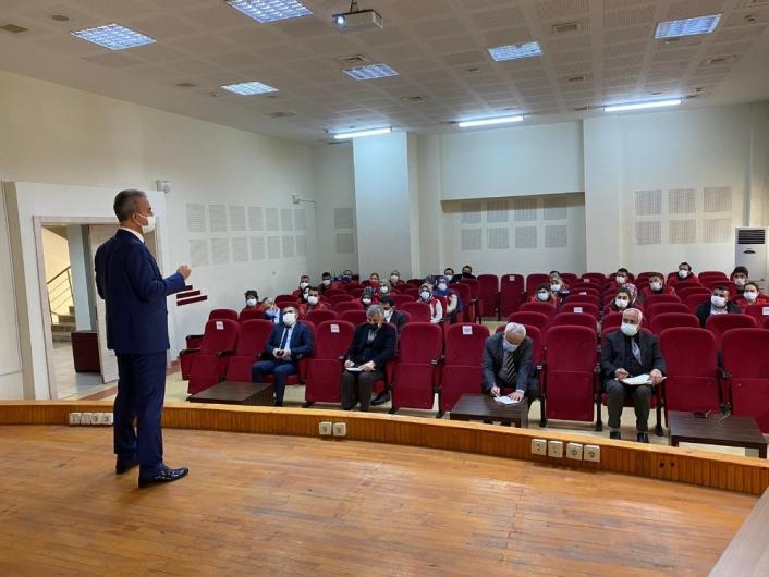 ASDEP değerlendirme toplantısı gerçekleştirildi