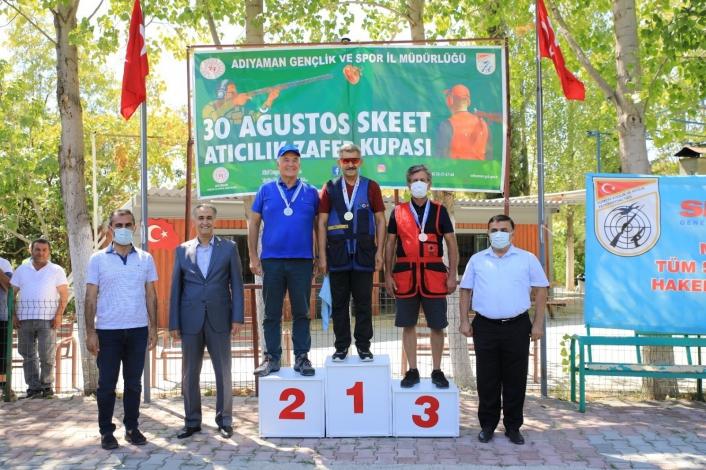Atıcılık Şampiyonası Adıyaman´da yapıldı