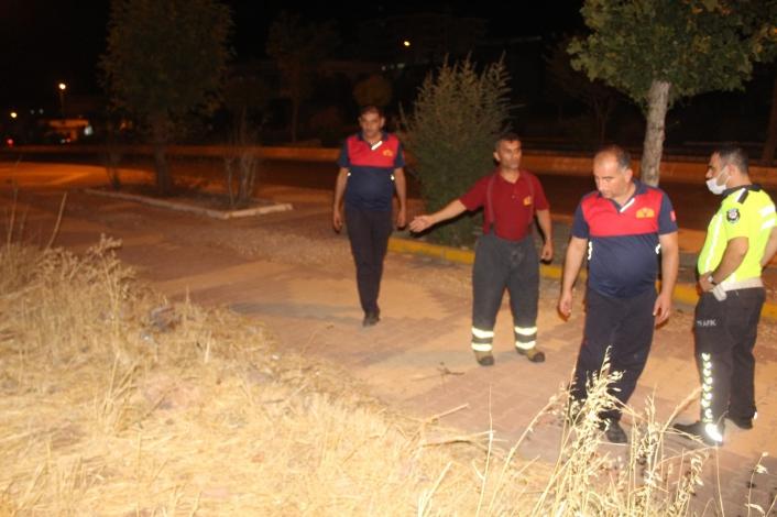 Adıyaman'da Basınçlı hava ekipleri alarma geçirdi