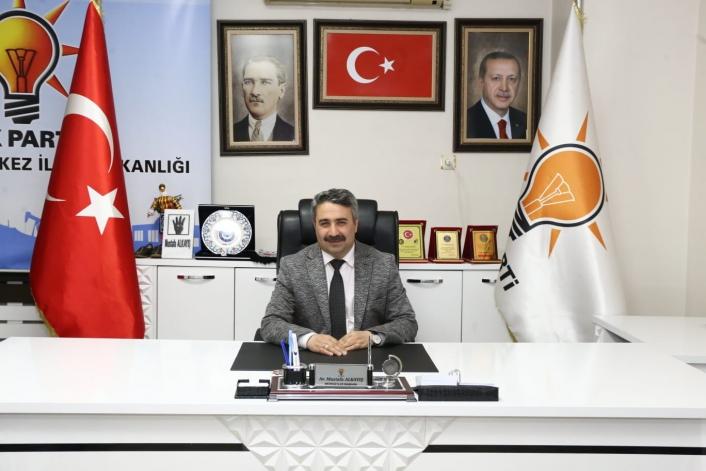 Başkan Alkayış: