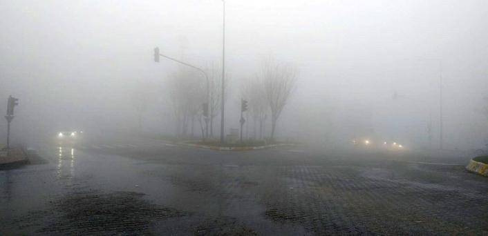 Besni´de sis etkili oldu