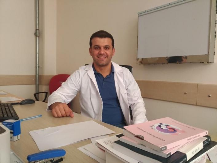 Besni Devlet Hastanesinde 4 yeni doktor göreve başladı