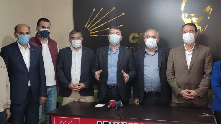 CHP Adıyaman Valiliğine dava açtı