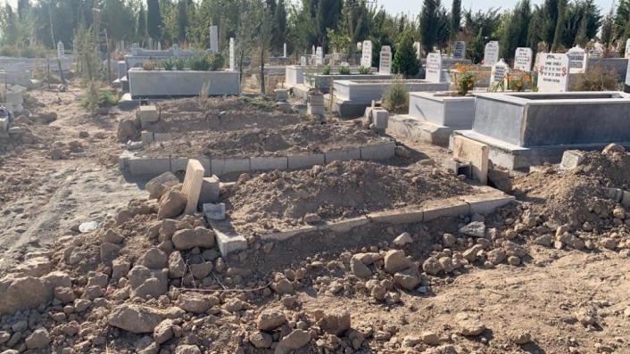 Kardeşi Tarafından Öldürülen Kadın Adıyaman'da Defnedildi