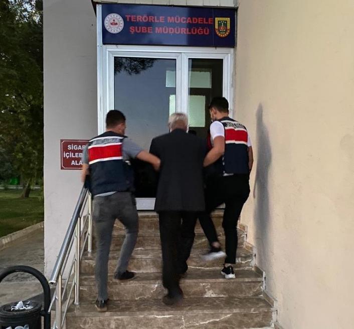 HDP Adıyaman eski il başkanı gözaltına alındı