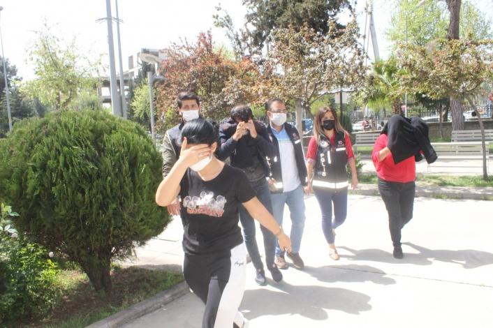 Adıyaman'da 32 kişiyi 1,5 milyon lira dolandıran Şahıslar Yakalandı