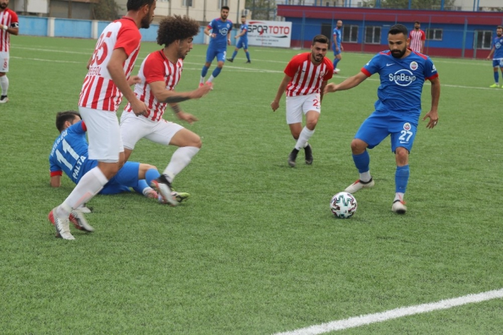 Kahta 02 Spor 1 - 0 Karaman Bld. Spor