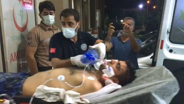 İki grup arasında silahlı kavga: 2 ağır yaralı