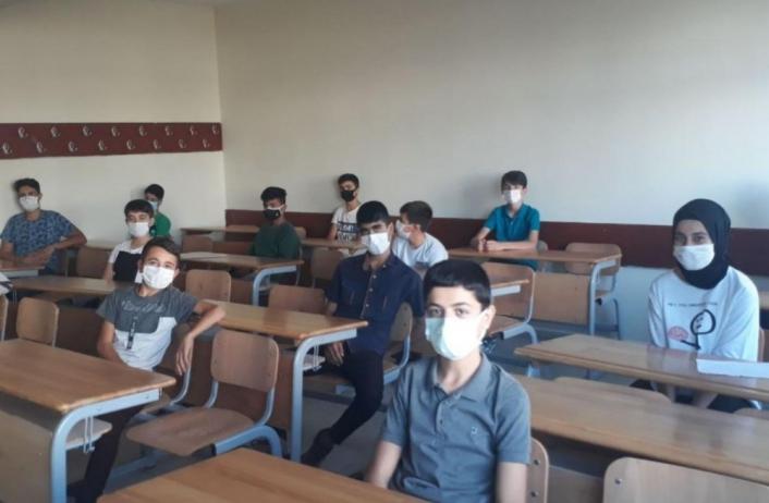 Kahtalı öğrenciler zeka ve akıl oyunlarında Adıyaman´ı temsil edecek