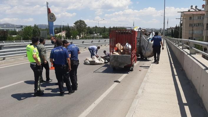 Kavga eden yabancı uyruklu 3 hurdacı tutuklandı