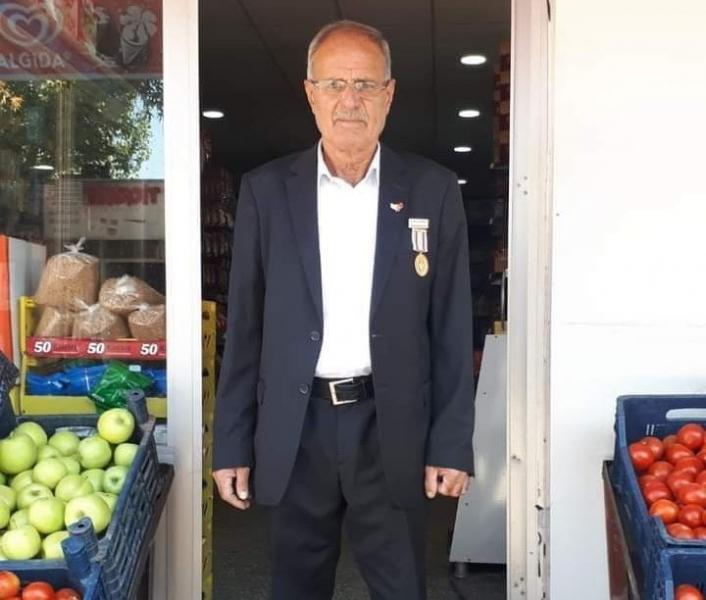 Kıbrıs Gazisi Covid-19´a yenik düştü