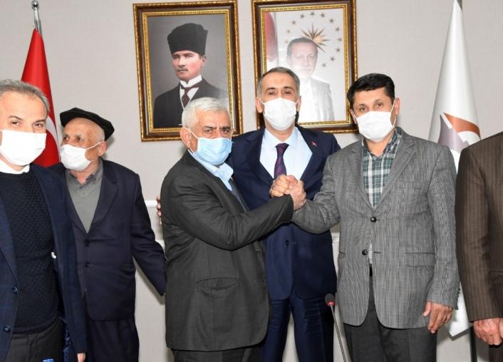 Koçali ve Rezip köyü arasındaki gerginlik sulhla sonuçlandı