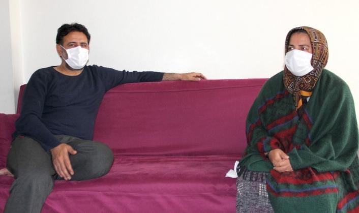 Adıyaman'da Korona hastasının aşılı eşine virüs bulaşmadı