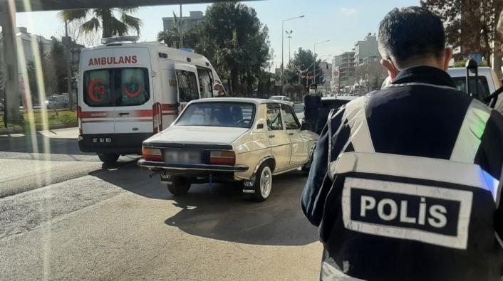 Koronalı hasta sokağa çıkma kısıtlaması gününde yakalandı