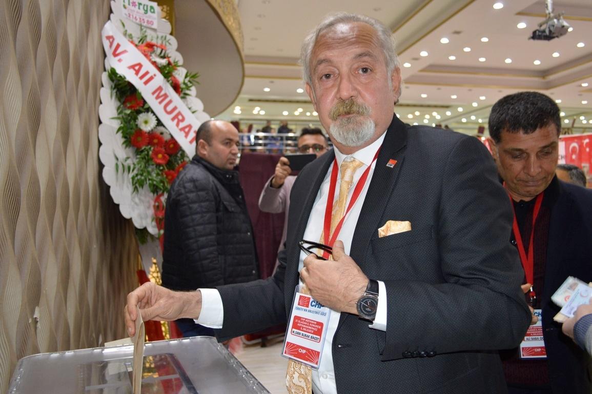 CHP Adıyaman İl Başkanı Binzet Oldu