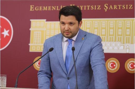 Milletvekili Toprak'tan CHP ve Ankara Barosu'na Kınama