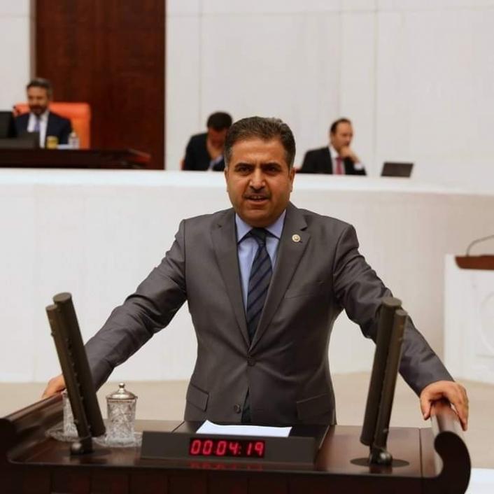 Milletvekili Fırat mecliste tütün sürecini anlattı